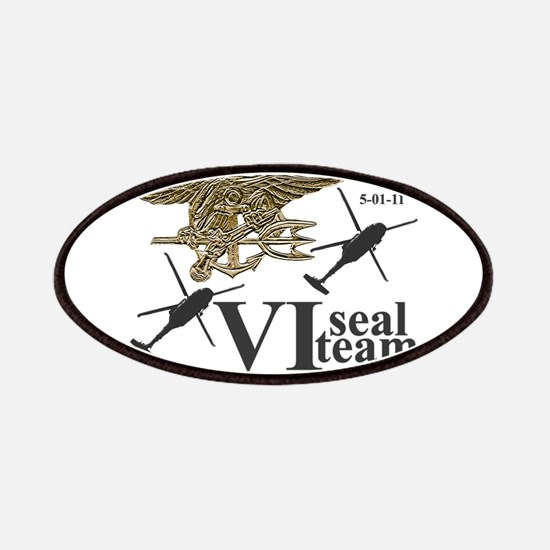 Seal Team VI Blackhawks Patches