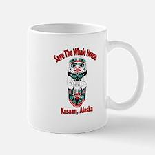 Save the Whale House Mug