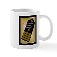 U.S. Navy Captain Promotion C Mug