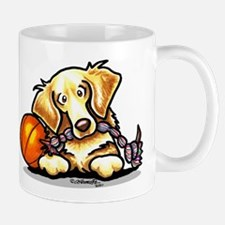 Golden Retriever Player Mug