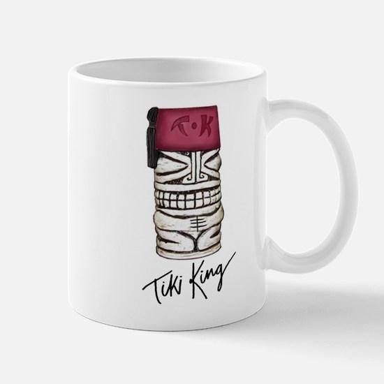 Cute Tiki king Mug