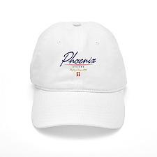 Phoenix Script Baseball Cap