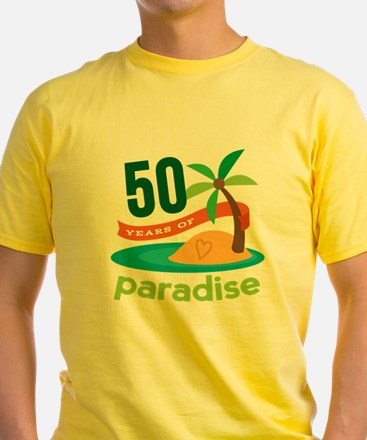 50th Anniversary paradise T-Shirt