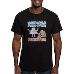 Forever Men's Fitted T-Shirt (dark)