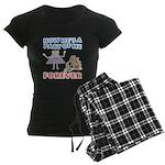 Forever Women's Dark Pajamas