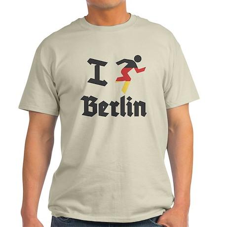 I RUN Berlin Light T-Shirt