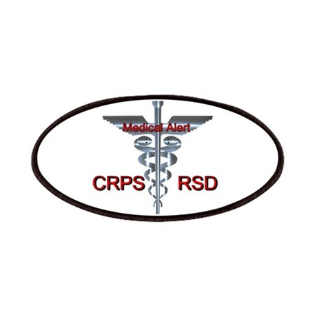 CRPS / RSD Medical Alert Patches