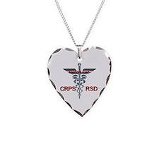 CRPS / RSD Medical Alert Necklace