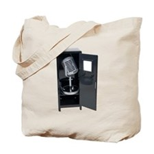 Sports Announcements Tote Bag