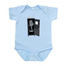 Sports Announcements Infant Bodysuit