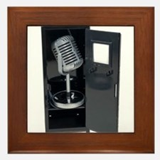 Sports Announcements Framed Tile