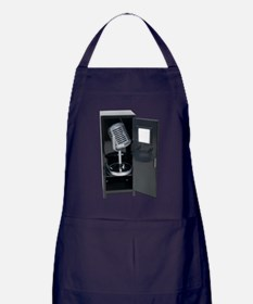 Sports Announcements Apron (dark)