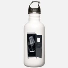 Sports Announcements Water Bottle