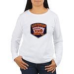 Las Vegas Fire Department Women's Long Sleeve T-Sh