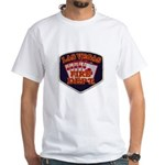 Las Vegas Fire Department White T-Shirt