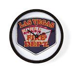 Las Vegas Fire Department Wall Clock