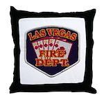 Las Vegas Fire Department Throw Pillow