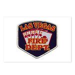 Las Vegas Fire Department Postcards (Package of 8)