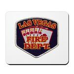 Las Vegas Fire Department Mousepad