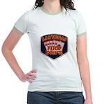 Las Vegas Fire Department Jr. Ringer T-Shirt
