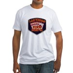 Las Vegas Fire Department Fitted T-Shirt