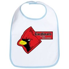 Cardinals In the Red Zone Bib