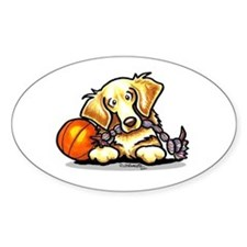Golden Retriever Player Decal