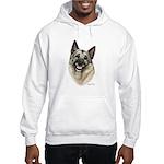 Elkhound Hooded Sweatshirt