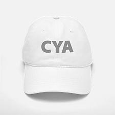 CYA Cover Your Ass Baseball Baseball Cap
