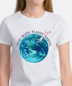 God Bless Planet Earth Tee