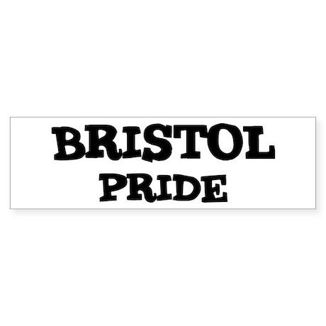 Bristol Pride Bumper Sticker