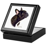 French Bulldog Keepsake Box