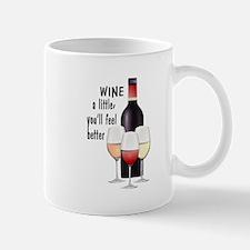 Wine a little Mug