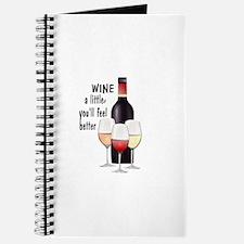 Wine a little Journal