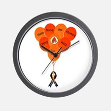 Help Solve the Mystery CRPS Wall Clock