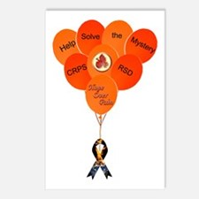 Help Solve the Mystery CRPS Postcards (Package of