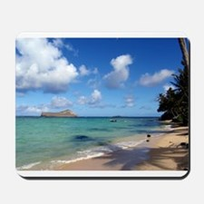 Waimanalo Beach Mousepad