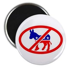 "DUMMY DEMOCRATS 2.25"" Magnet (10 pack)"