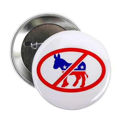 "DUMMY DEMOCRATS 2.25"" Button (100 pack)"