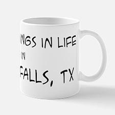 Best Things in Life: Wichita  Mug