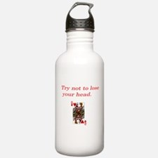 Funny Science fiction humor Water Bottle