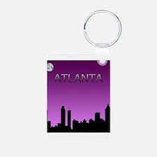 Atlanta Nites Keychains