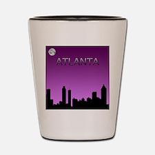 Atlanta Nites Shot Glass