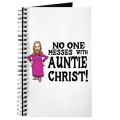 Auntie Christ Journal