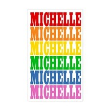 Rainbow Name Decal