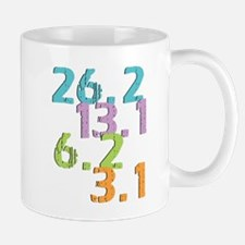 runner distances Mug