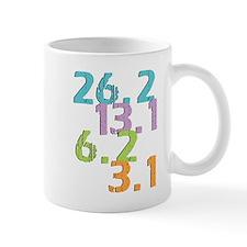 runner distances Mug