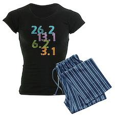 runner distances pajamas