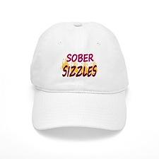 SOBER SIZZLES Baseball Cap
