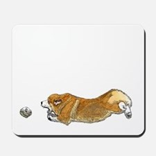 Goal-Oriented - Golden - Mousepad